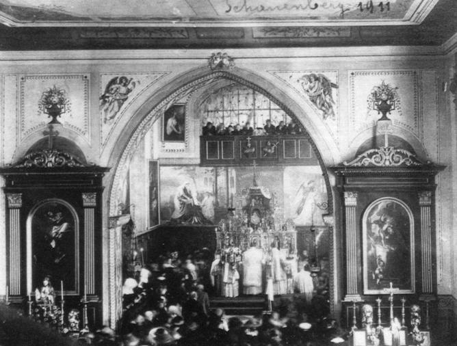 Chapelle 1911